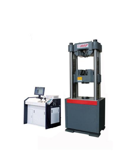 电液伺服万能试验机WAW-300F