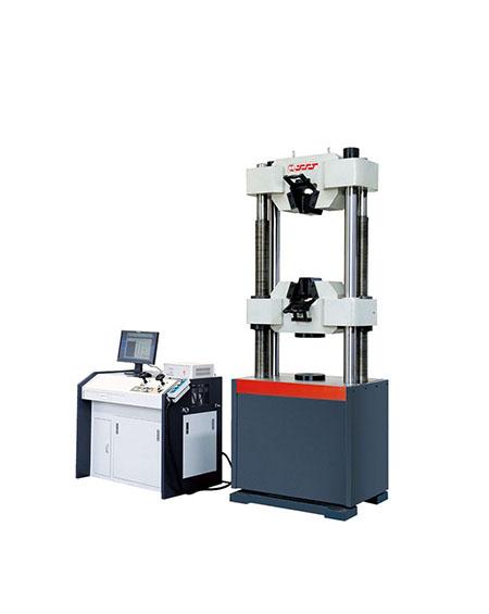 电液伺服万能试验机WAW-600B 600D
