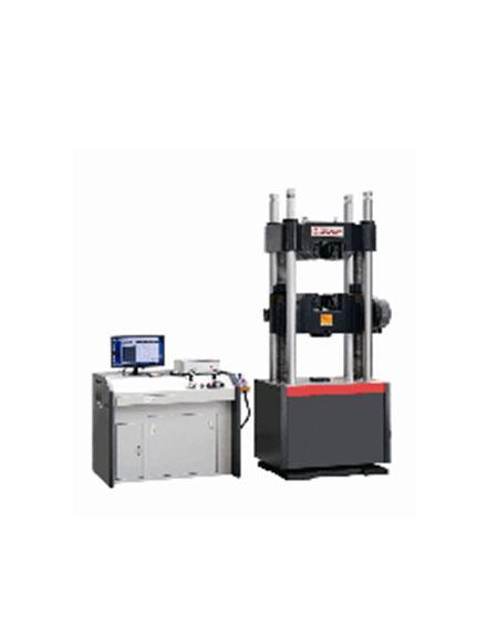 电液伺服万能试验机WAW-600C+