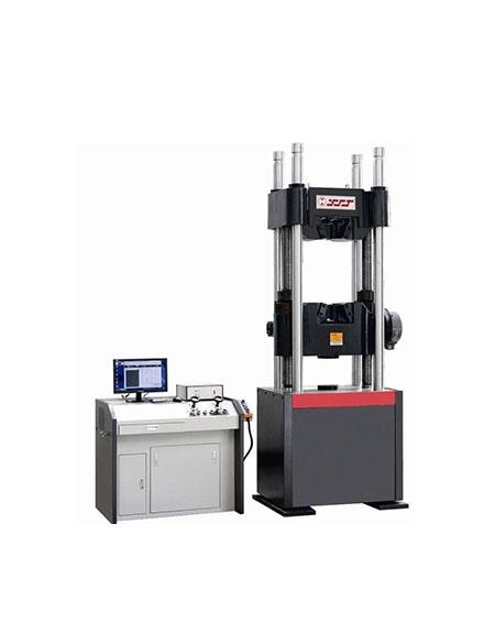 电液伺服万能试验机WAW-1000C+