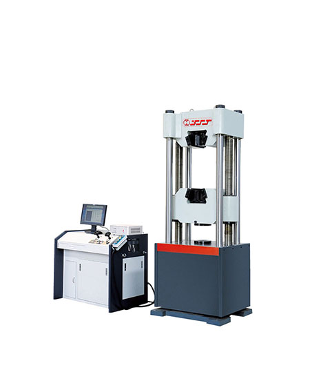 电液伺服万能试验机WAW-1000D