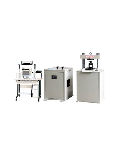 微机控制电液伺服压力机YAW-300B