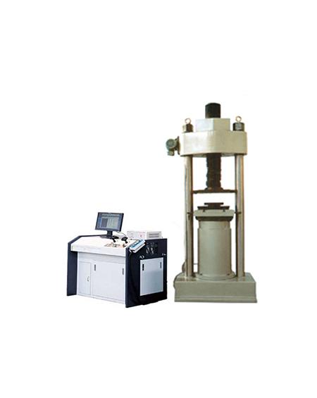 微机控制电液伺服压力试验机YAW-1000 2000 3000