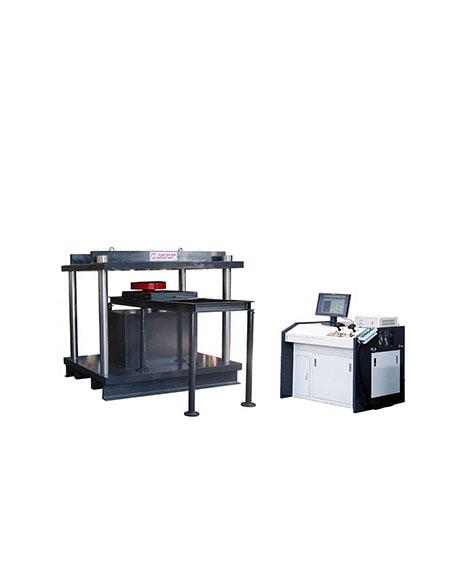 微机控制井盖压力机YAW-600B 1000B